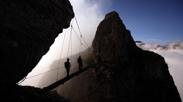 Klettersteig Switzerland : Viaferrata via ferrata map switzerland
