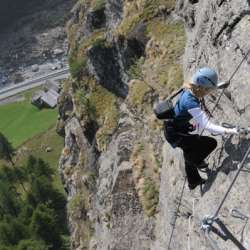 Via Ferrata Gabi, Simplon