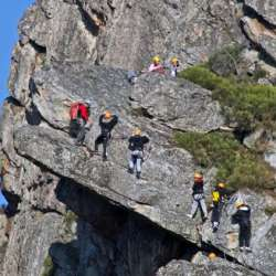 Via Ferrata du Malzieu